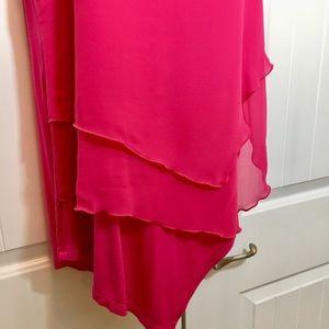 VENUS Tops - Fuschia Pink T-shirt Top